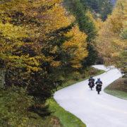 Motorradtour im Ederbergland
