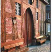 Fachwerk Fassade Frankenberg