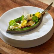 Matjes Hausfrauen Art, Idition des Philipp Soldan - Erlebnisrestaurant in Hessen.