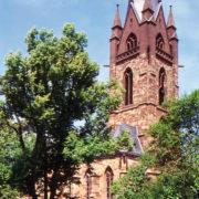 Kirche Frankenberg