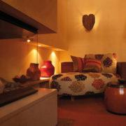 Spa Suite Kamin