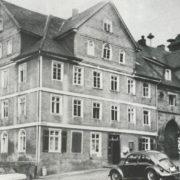 Marktplatz 2-4, 1966, Abbruch 1967