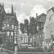 Marktplatz 3, 1925