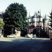 Historisches Foto Hotel Sonne