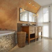 Badezimmer der Soldan Suite