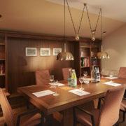 Tagungsbereich der Soldan Suite