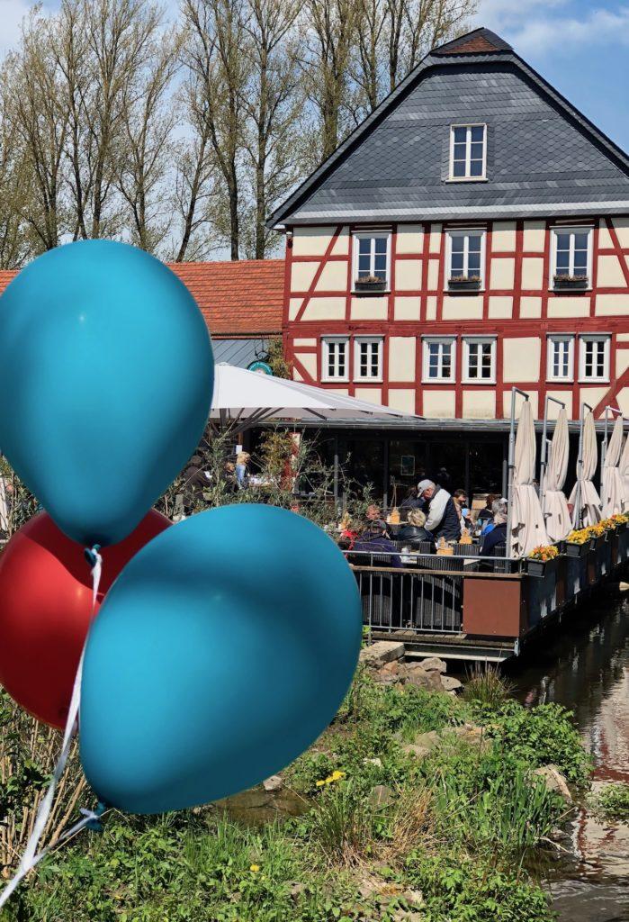 Events: Hofgarteneröffnung auf dem Landgut Walkemühle
