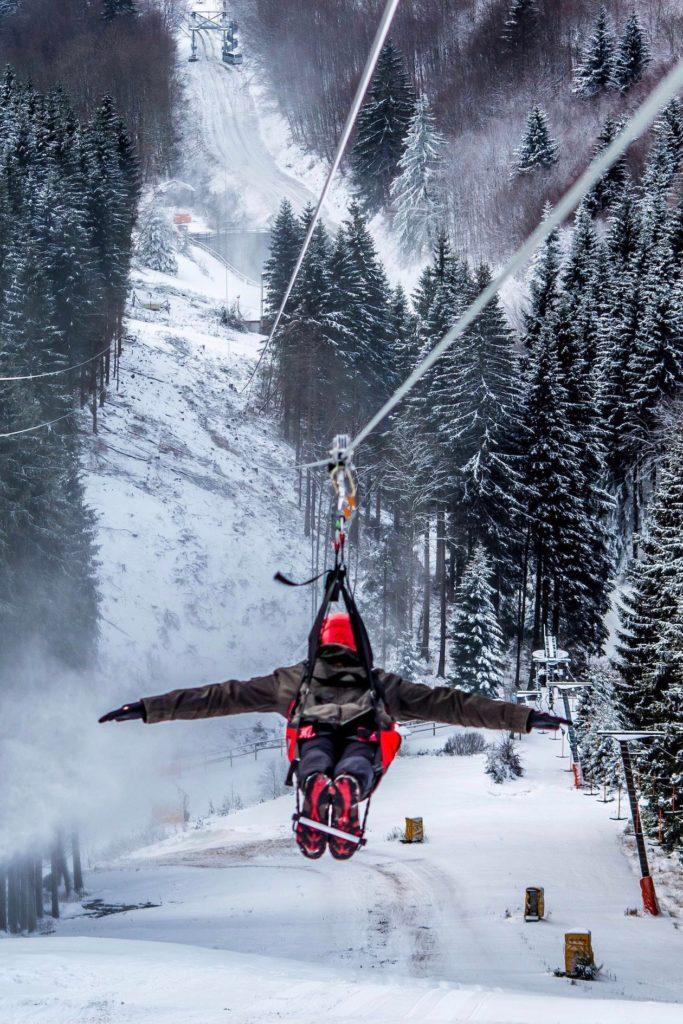 Tagesausflug: Der Astenkick in Winterberg